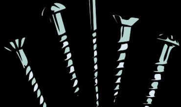 Hoe bepaal je de juiste dikte en lengte van een schroef?