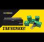 Startersset - Spax schroeven + bitset