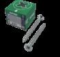 Spax®  T-STAR spaanplaatschroef  RVS A2 platkop PZ2 4,5X45MM -