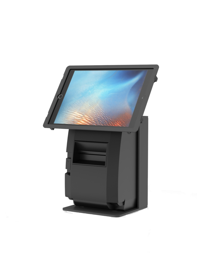 iPad stand + ruimte voor printer