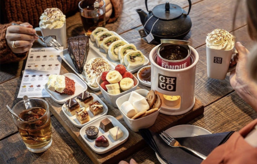 Chocolate Company Haarlem