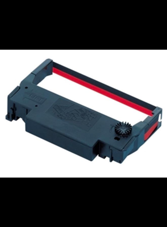 Epson ERC 38, kleurenlint, zwart, rood