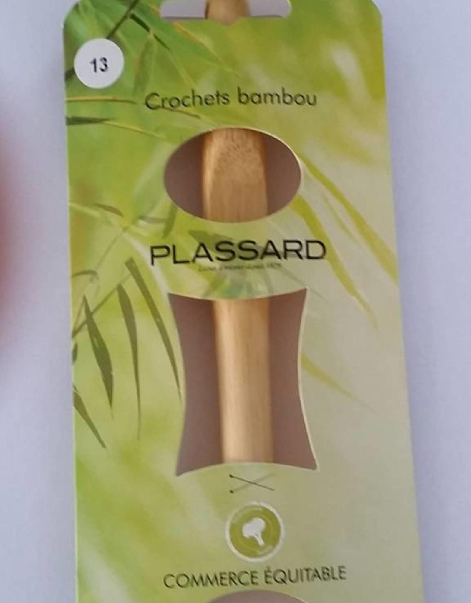 Plassard Haaknaalden bamboe