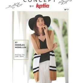Katia Patronenboek Concept 7