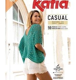 Katia Patronenboek Casual 100