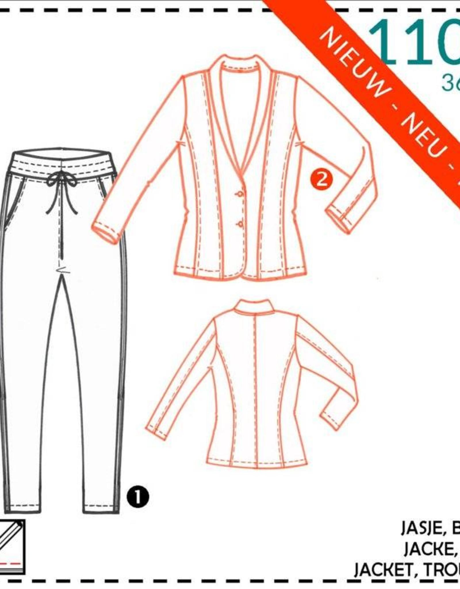It's A fits It's A fits patroon 1102