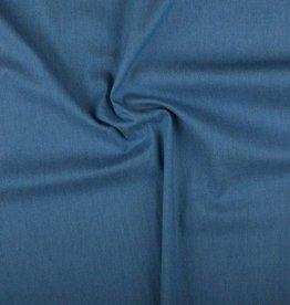 denim hemdenstof lichtblauw