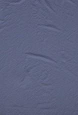 Nylon pique lichtblauw
