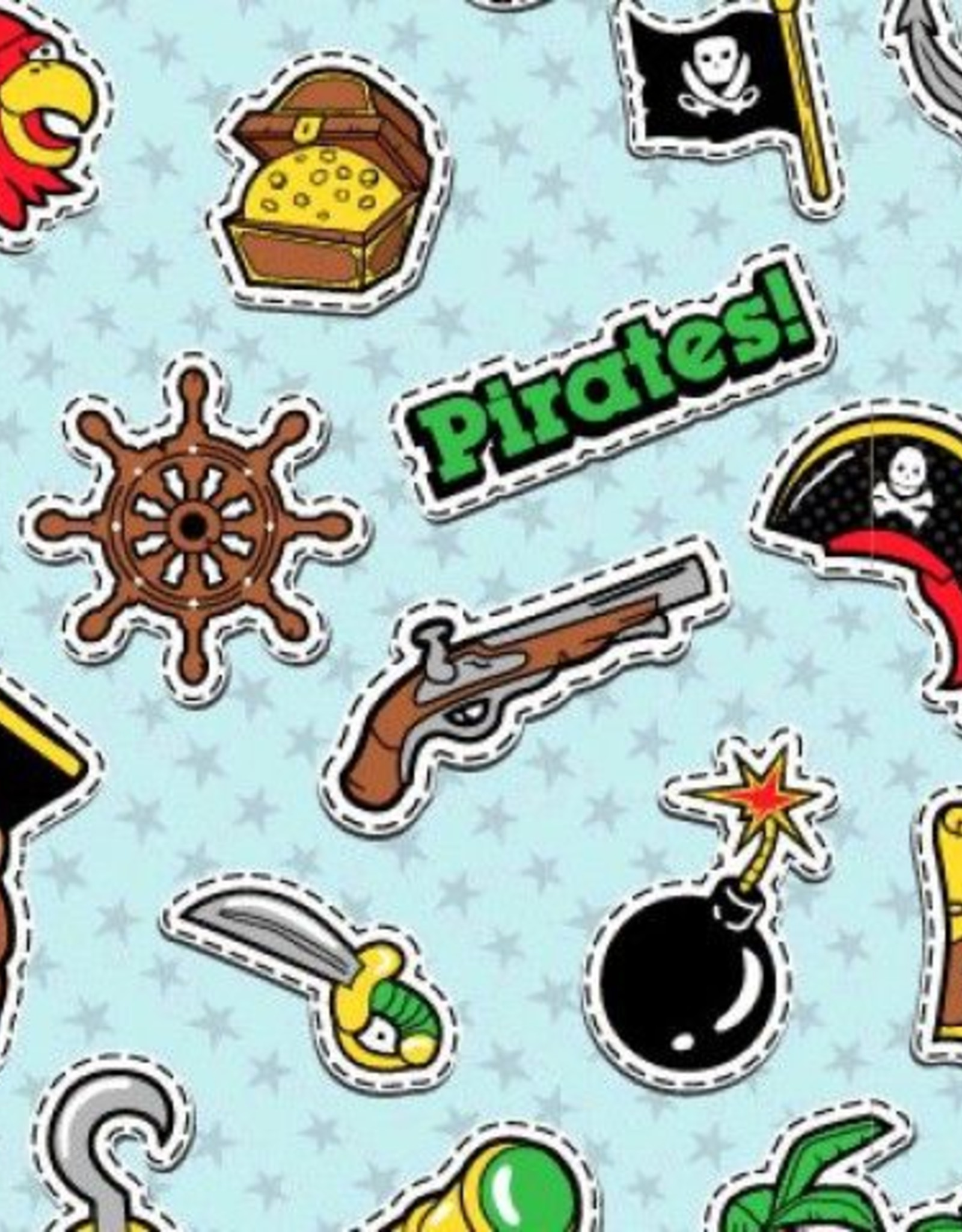 Tricot piraten