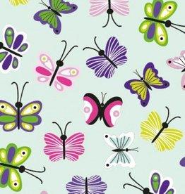 Tricot vlindertjes