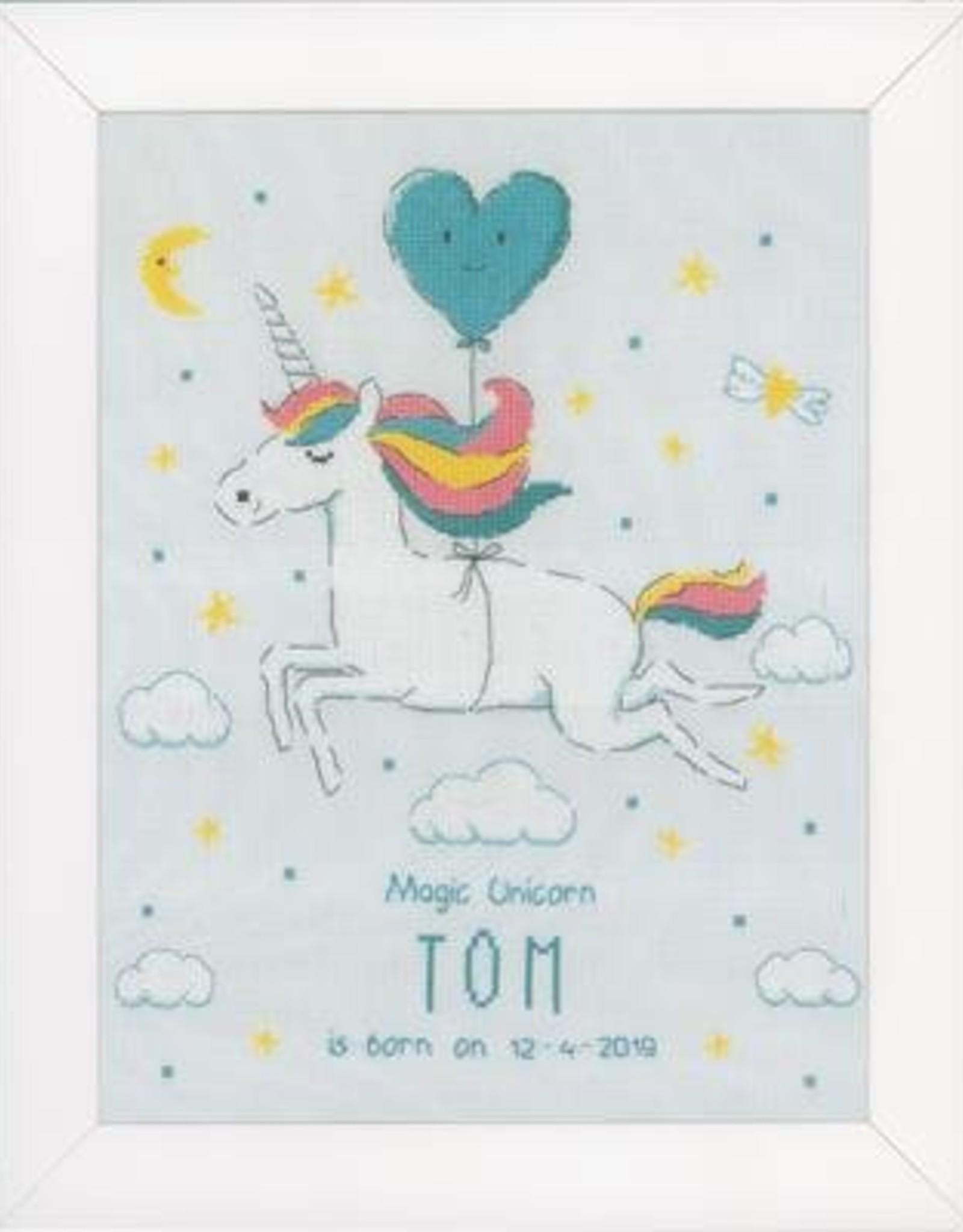 Telpakket kit Magic unicorn