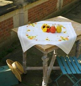 Tafelkleed kit Zonnebloemen
