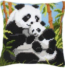X-st Pakket kussen Pandafamilie