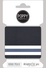 denimblauw lichtblauw cuff designed for you