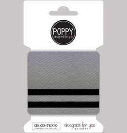grijs zwart cuff designed for you