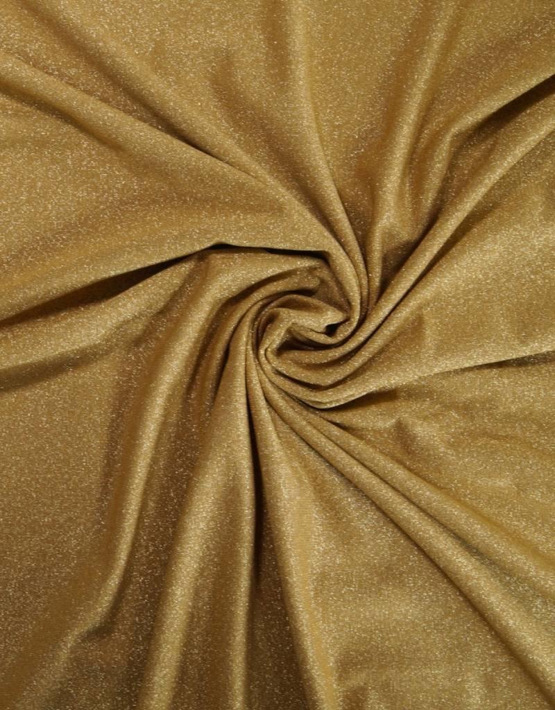 Goud gebreid met lurex