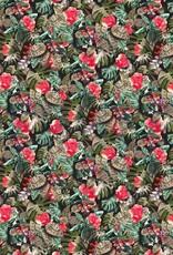 Jungle fever canvas