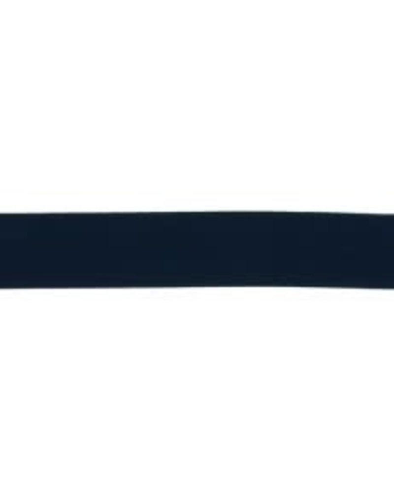 Elastiek Colour Line 25 mm donker blauw