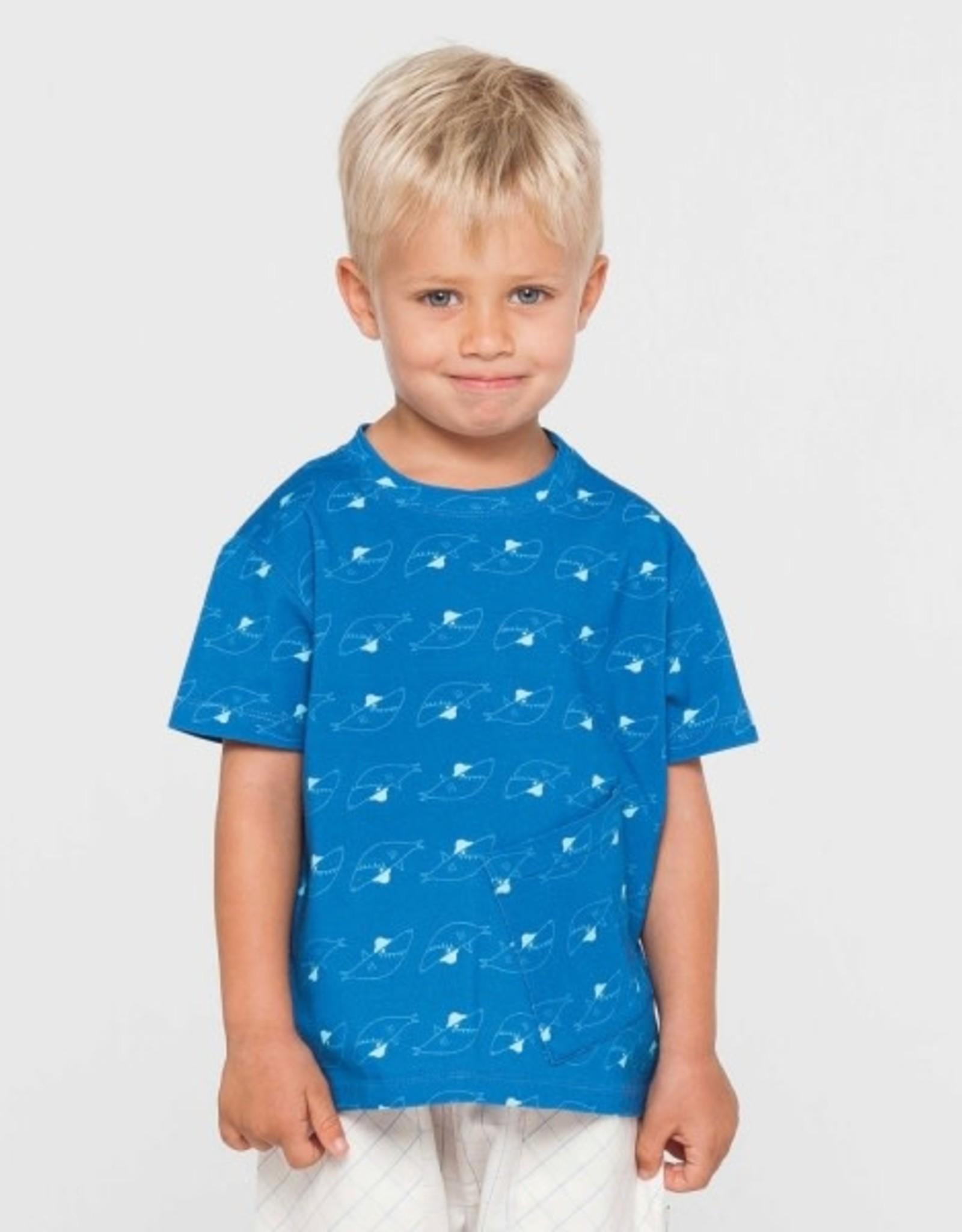 Katia Patroon Sweatshirt en T-shirt