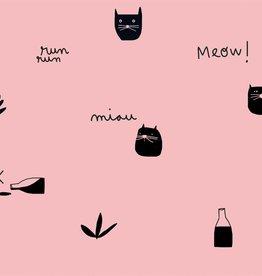 Katia Jersey Pink milk meow