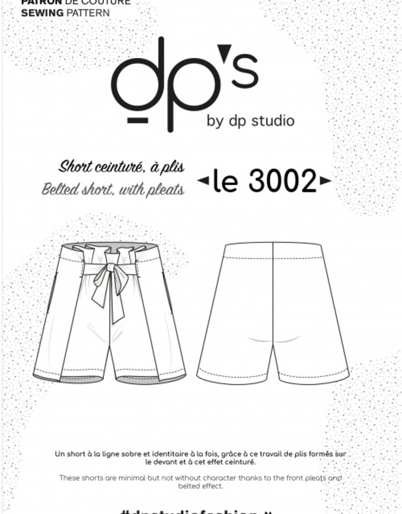 Workshop brede broek of short