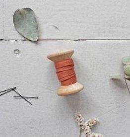 Atelier Brunette Biais crepe chesnut