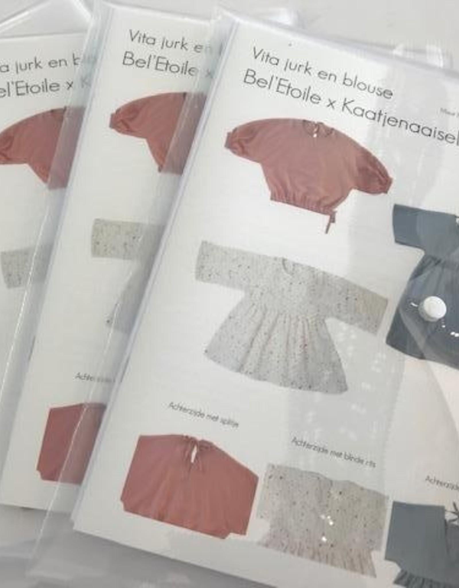 Bel'Etoile Vita jurk en blouse kids