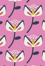 Art Gallery Summer side roze bloem