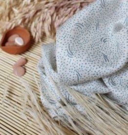 Atelier Brunette Crepe de viscose dunn off white