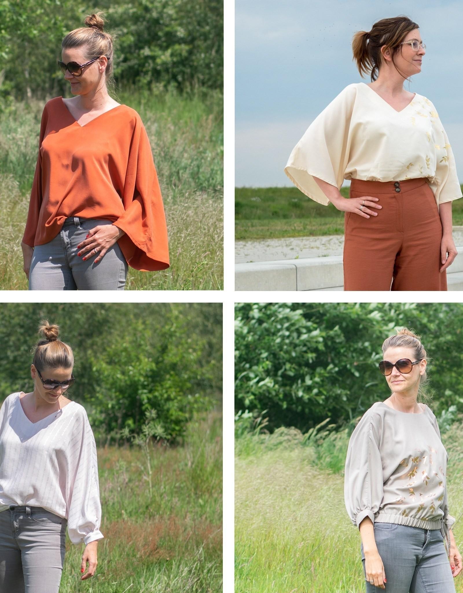 Bel'Etoile Vita blouse voor dames