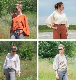 Bel'Etoile Vita blouse voor dames en tieners