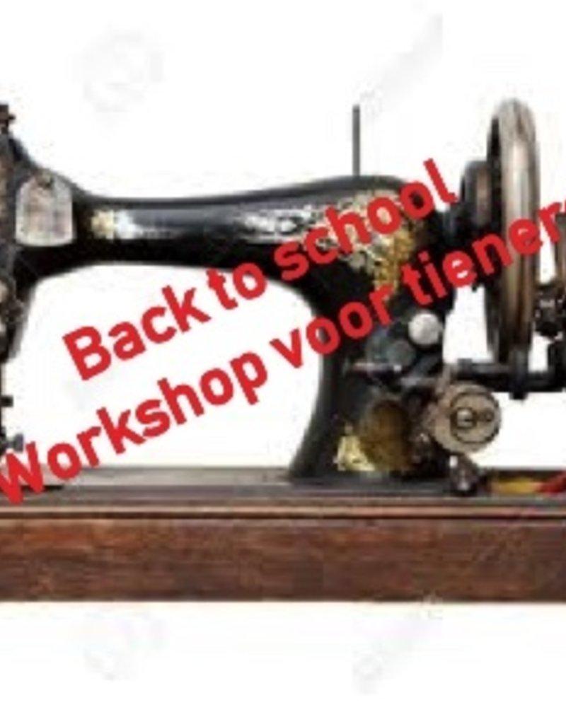 Tienerkamp Back to School 21,22,23 aug