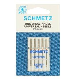 Schmetz Schmetz super universeelnaalden 80/12