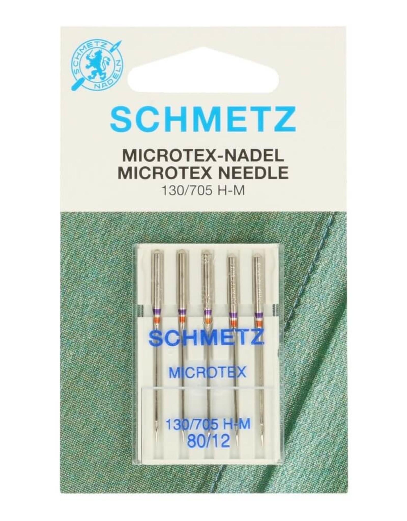 Microtex naalden 80/12