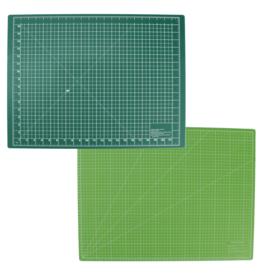 Snijmat 45 x 60 cm groen