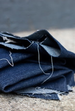 Mind the Maker Washed denim deep dark indigo