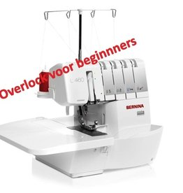 Workshop overlock voor beginners 30 november voormiddag