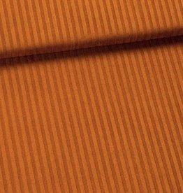 Fibre Mood FM bruine ribbel elastisch