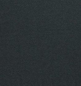 Donkergrijs knitted melange