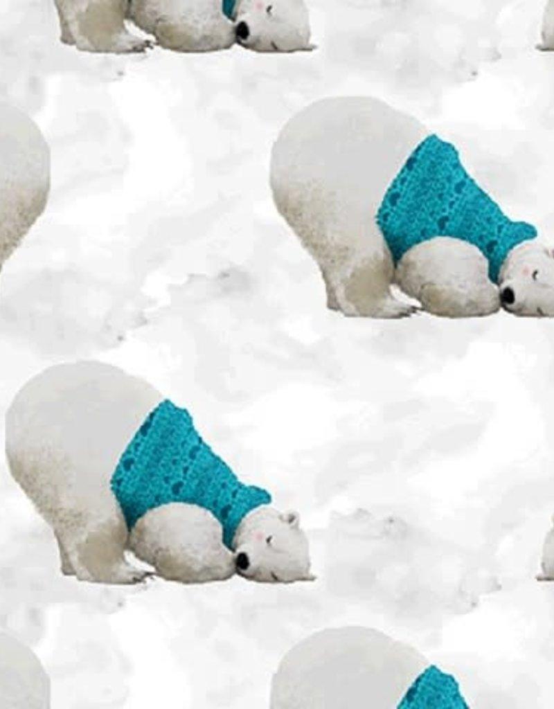 FT brushed polar bears