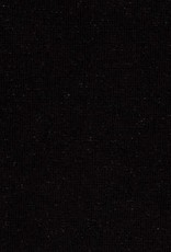 Zwart gebried met lurex