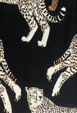 Cheetah viscose