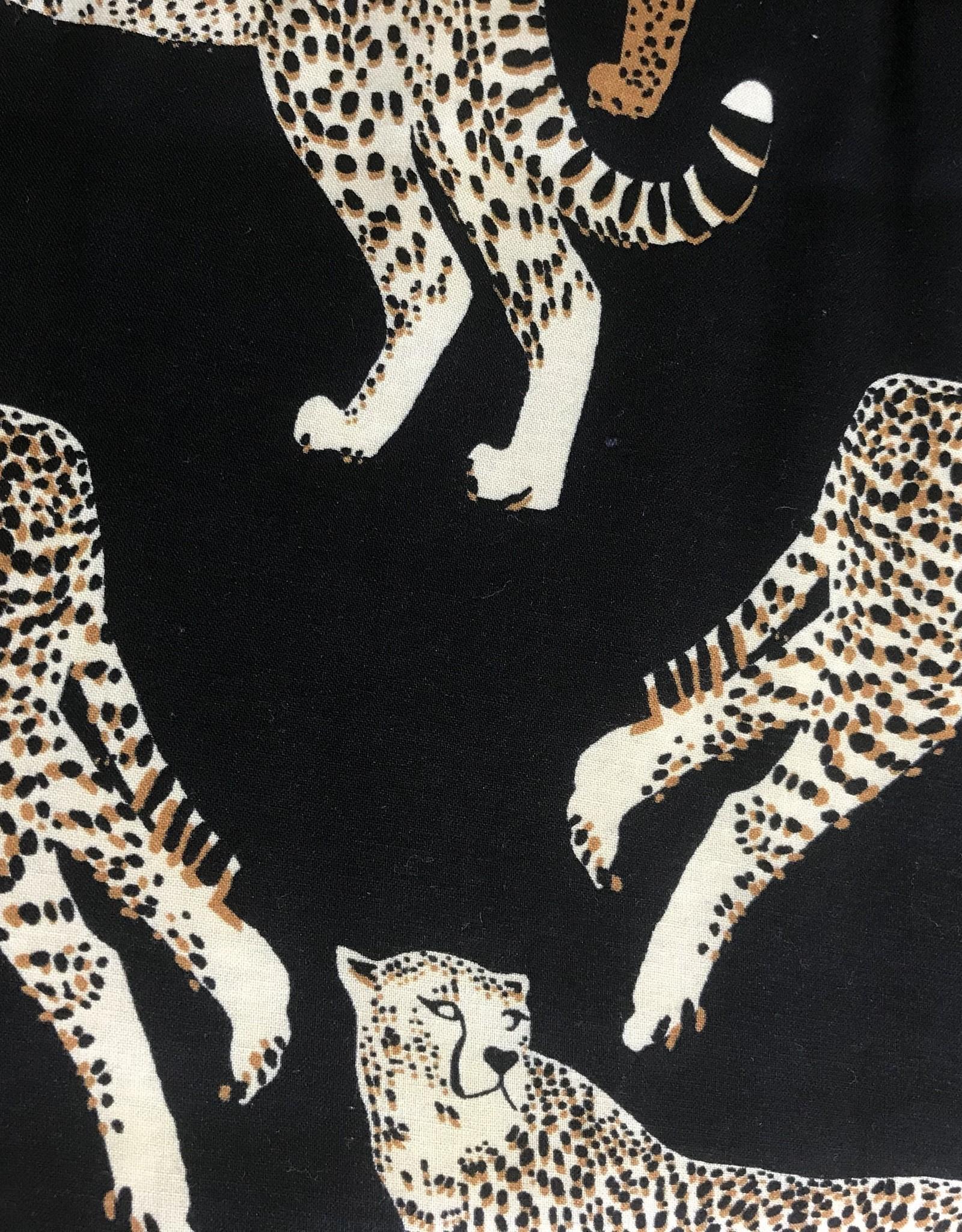 Cheetah viscose