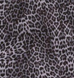 Suede cheetah