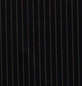 Punta gestreept zwart/bruin