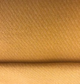 Gele sweaterstof
