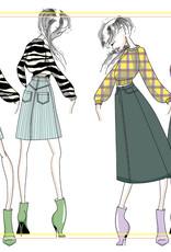 Sew Along Anna van Fibre Mood 23/9 en 7/10