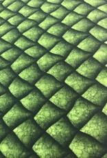 Schubben groen