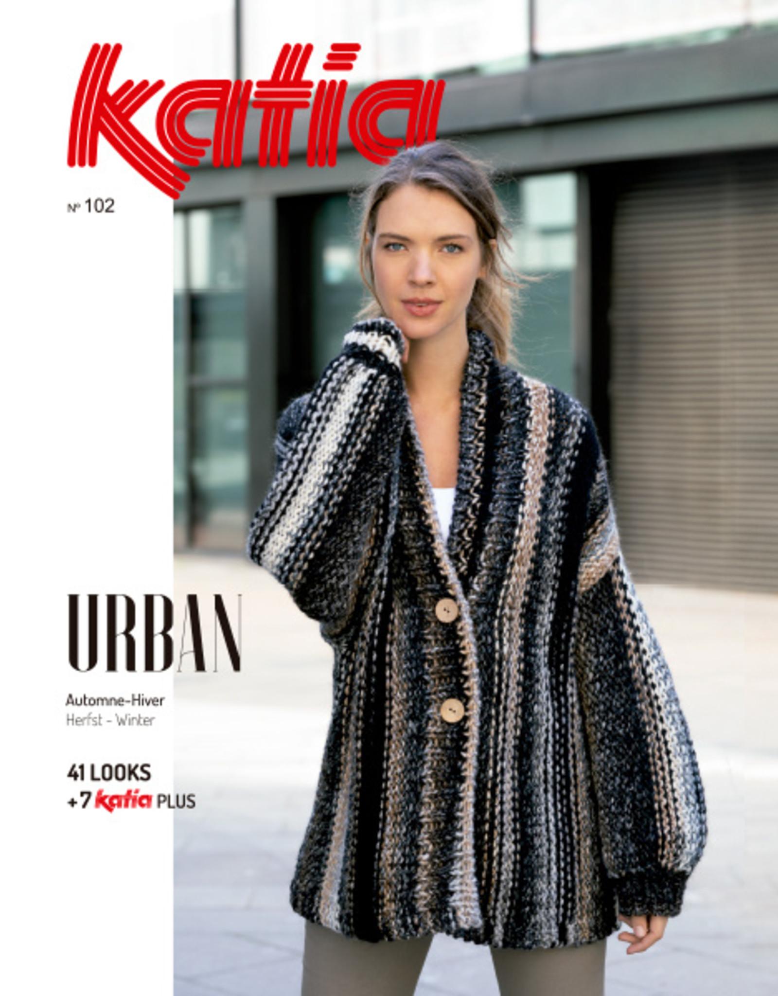 Katia Patronenboek Urban