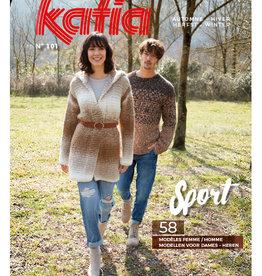 Katia Patronenboek Sport 101